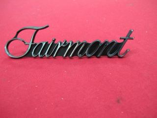 FAIRMONT BADGE