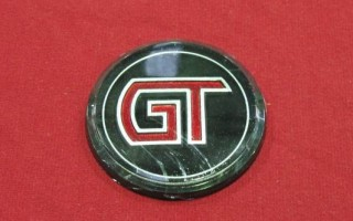 XA XB GT SKULL HUB CAP GT BADGE