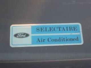 SELECTAIRE DECAL