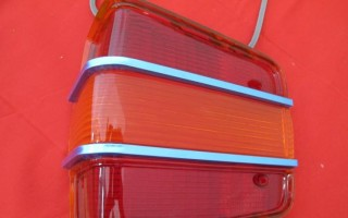 TAIL LIGHT LENS XW