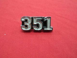 XA 351 GUARD BADGE