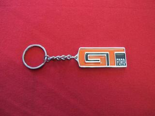 GT FORD KEY RING