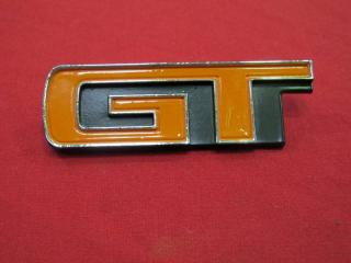 XA GT BOOT BADGE SHORT PINS